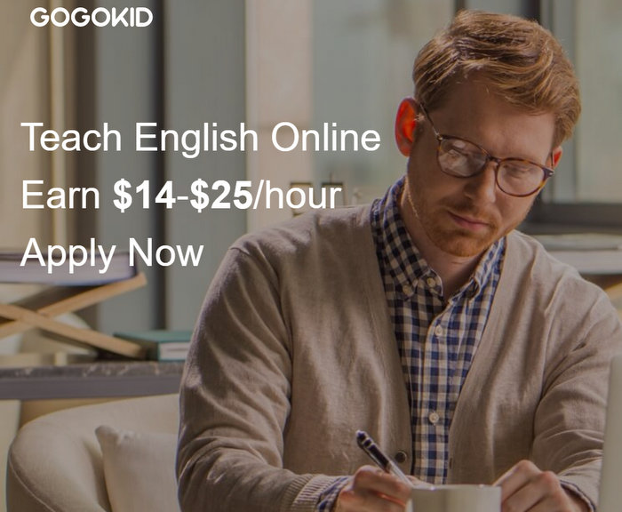 teach English online with GoGoKid